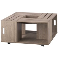 Tessa Square Coffee Table