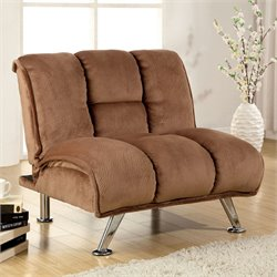 Edlee Fabric Futon Chair