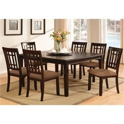 Furniture of America Swali 7 Piece 54