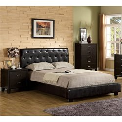 Naylor 3 Piece Bedroom Set in Espresso