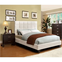 Hellan 2 Piece Bedroom Set in Ivory