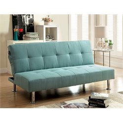 Hallas Linen Sleeper Sofa Bed