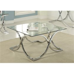Sarif Square Coffee Table
