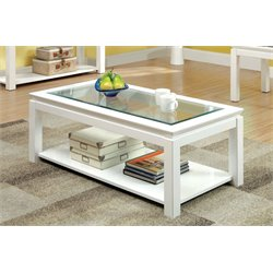 Kristof Gloss Coffee Table