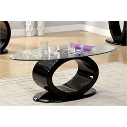 Mason Oval Coffee Table
