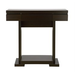 Furniture of America Hodder Console Table in Cappuccino