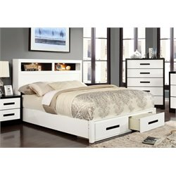Dimartino Storage Bookcase Bed