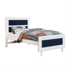 Jennings Platform Panel Bed
