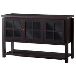 Furniture of America Patrick Sideboard in Walnut