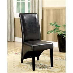 Vanzant Leather Dining Chair