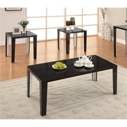 Johnsey 3 Piece Coffee Table Set