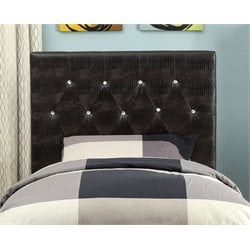 Chasidy Fuax Leather Headboard 1