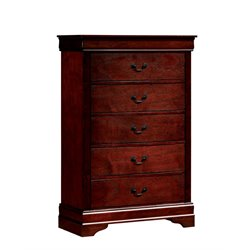 Cedric Modern 5 Drawer Chest