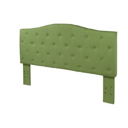 Saira Full Queen Tufted Headboard 1