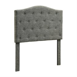 Saira Full Queen Tufted Headboard 2