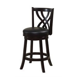 Samir Swivel Bar Stool