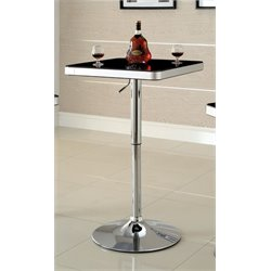 Hans Square Adjustable Pub Table