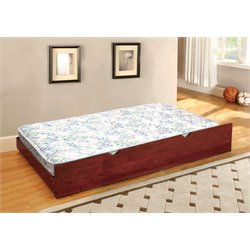 Villacorta Quilted Coil Trundle Mattress
