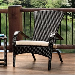 Trent Wicker Patio Chair