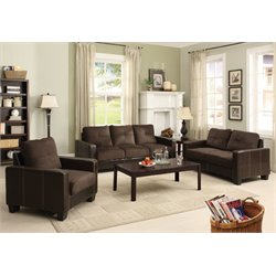 Coxx 3 Piece Sofa Set