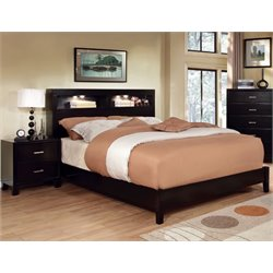 Jenners 2 Piece Bedroom Set in Espresso