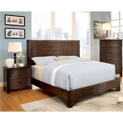 Chillard 2 Piece Bedroom Set in Cognac