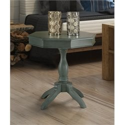 Ehtel Octagon Pedestal Table