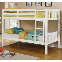 Edith Bunk Bed, Full over Full