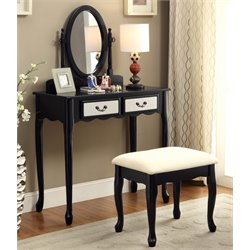 Lovella 2 Piece Kids Vanity Set