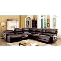 Marlyn Recliner Sectional
