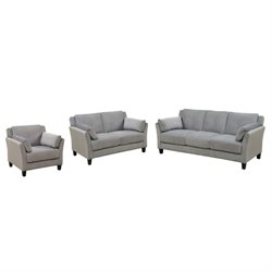 Haworth 3 Piece Sofa Set