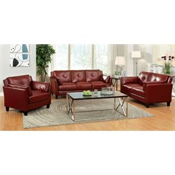 Harrelson 3 Piece Sofa Set