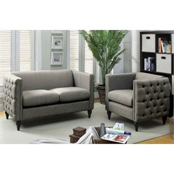 Bently 2 Piece Sofa Set