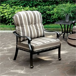 Furniture of America Nanette Outdoor Patio Chair (Set of 2)