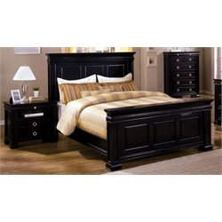 Conway 2 Piece Bedroom Set in Espresso