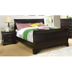 Easley 2 Piece Queen Sleigh Bedroom Set