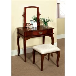 Regina Vanity Table and Stool