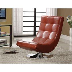 Clifton Tufted Swivel Chair