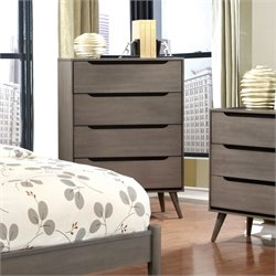 Farrah 4 Drawer Chest