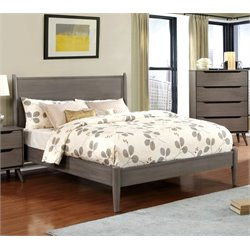 Farrah Bed in Gray