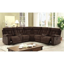 Daniah Reclining Sectional