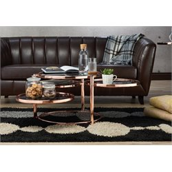Furniture of America Vienese Contemporary Coffee Table