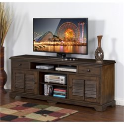 Savannah TV Stand in Antique Charcoal