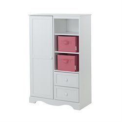 Savannah 2 Drawer Armoire