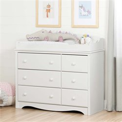 South Shore Angel 6 Drawer Dresser