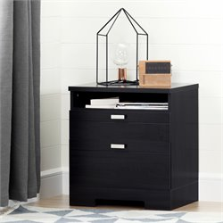 Reevo 1 Drawer Nightstand