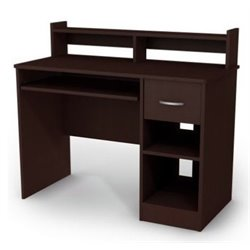 Axess Small Wood Computer Desk