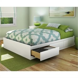 South Shore Full Storage Bed IV