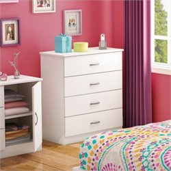 Libra 4 Drawer Chest