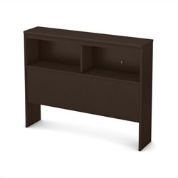 Libra Twin Bookcase Headboard